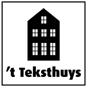 Logo Teksthuys Wit